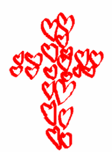 cross heart